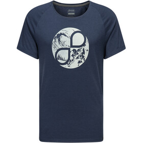 PYUA Icon MN T-Shirt Homme, navy blue